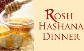 Rosh Hashana Dinner – Join The Community Rosh Hashana ..