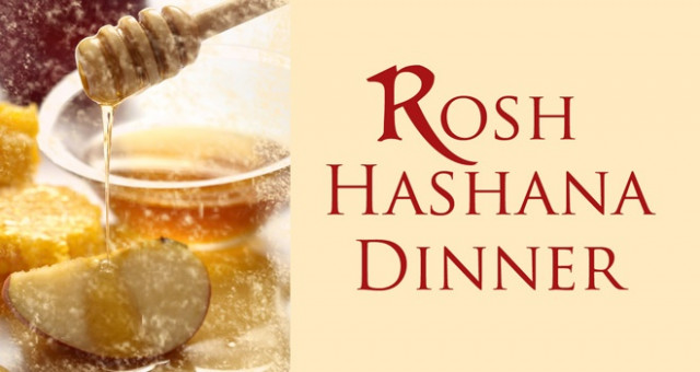Rosh Hashana Dinner - Join the Community Rosh Hashana ..