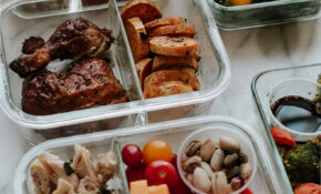 Rotisserie Chicken Meal Prep: 14 Easy Lunches | Amy In The ..