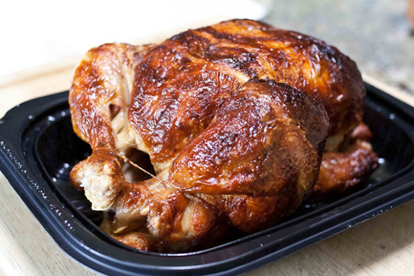 Rotisserie Chicken Recipe - RecipeDose