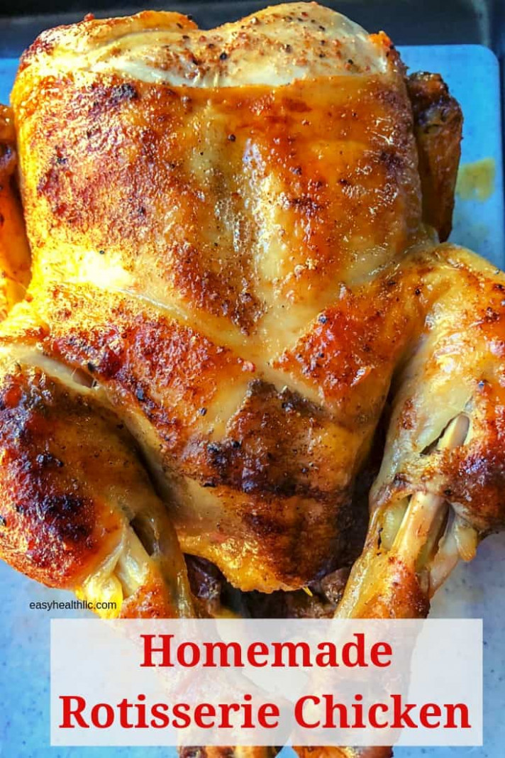 Rotisserie Chicken Recipe - recipes for rotisserie chicken