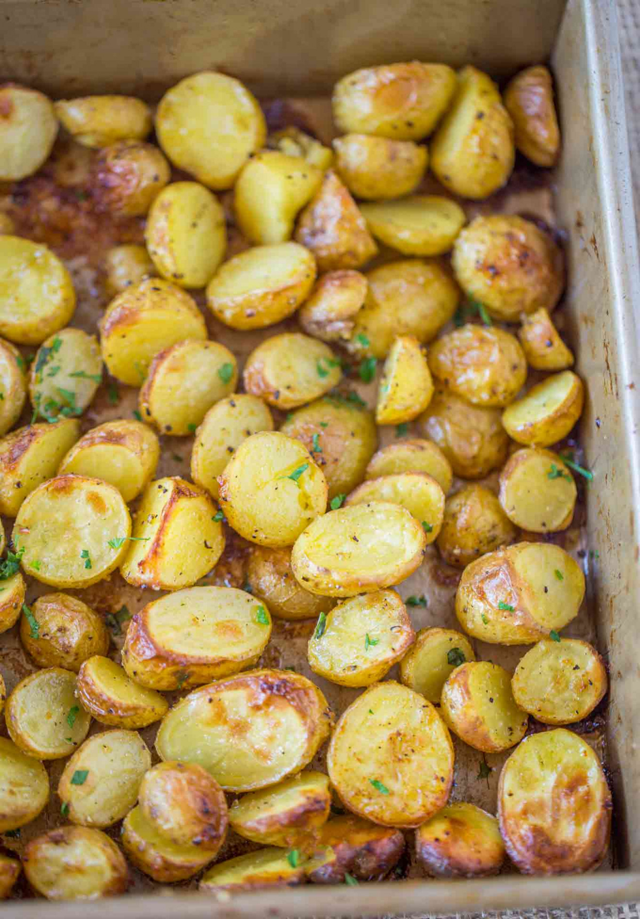 Rotisserie Chicken Roasted Potatoes - Recipes For Rotisserie Chicken