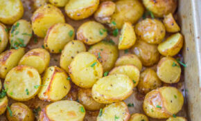 Rotisserie Chicken Roasted Potatoes – Recipes Rotisserie Chicken