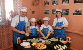 Russia – Helping Families Adopt Good Nutrition Habits – Recipes Budget Healthy