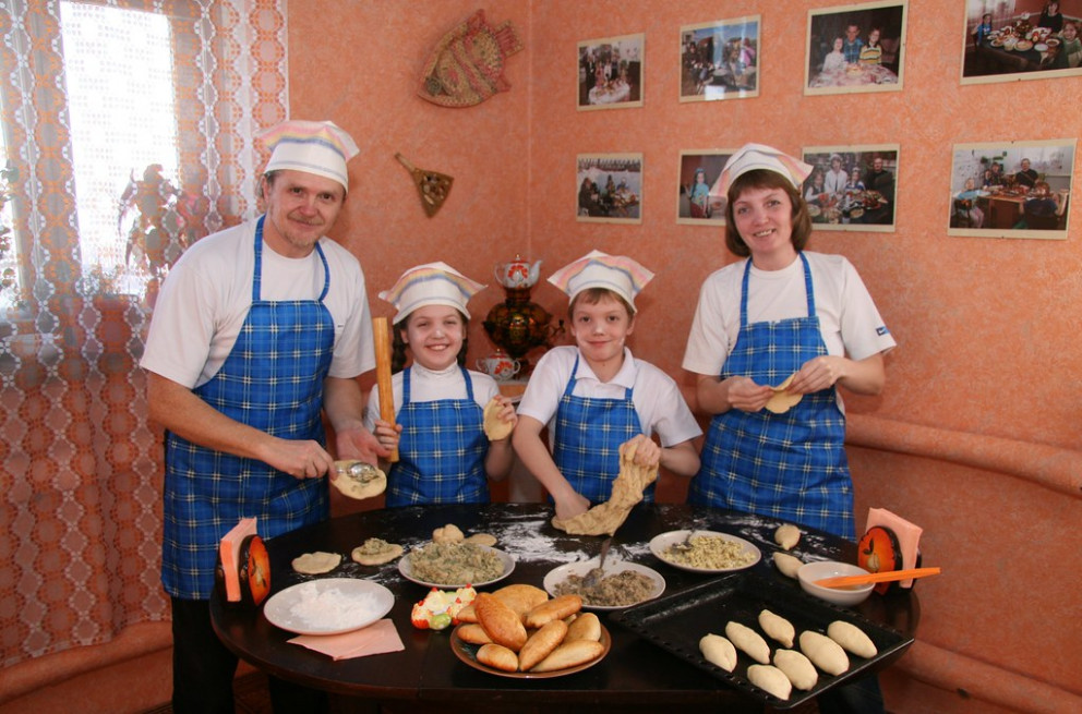 Russia – helping families adopt good nutrition habits - recipes budget healthy