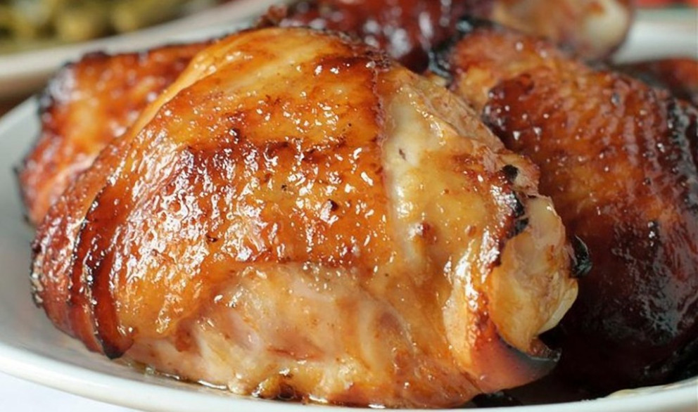 Rusty Chicken Thighs - Chicken Recipes Simple