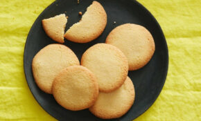 Sable Biscuits – Recipes You Can Make With A Food Processor