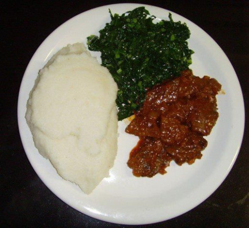 Sadza And Nyama - Absolutely Delicious! | Rhodesia (now ..