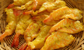 Saeujeon – Food Recipes With Shrimp