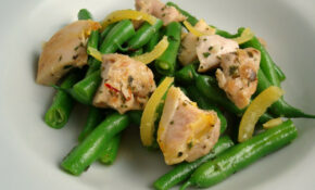 Saffron Chicken, Boiled Lemon And Green Bean Salad – Recipes For Chicken Salad
