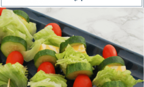 Salad Skewers | Nutrition To Fit – Healthy Recipes Ingredients On Hand