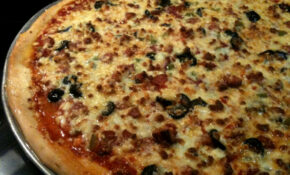 Salami, Sausage, And Olive Pizza With A Kick – Recipes Just Food For Dogs
