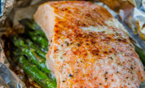 Salmon Asparagus Foil Packets – Dinner Recipes On The Grill