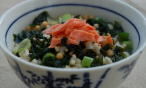Salmon Ochazuke – Healthy Recipes Salmon