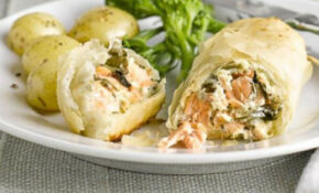 Salmon & Watercress Parcels Recipe | BBC Good Food – Recipes With Couscous Vegetarian