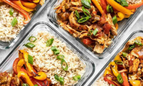 Salsa Chicken Meal Prep Bowls – Budget Bytes – Meal Prep Recipes Chicken