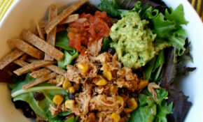 Salsa Chicken Salad – Healthy Recipes Salads