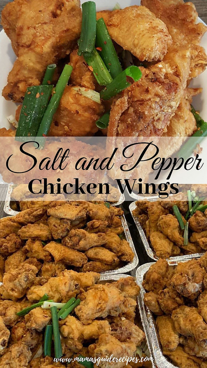 Salt And Pepper Chicken Recipe Bbc - Mama's Guide Recipes - Food Recipes Bbc