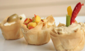 Salt.Pepper.Chili: Phyllo Cup Appetizers – A Gourmet ..