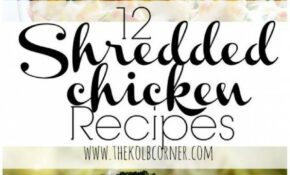 Salts, Weekly Meals And Recipes For Cooked Chicken On ..