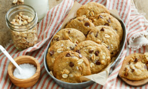 Salty Peanut Chocolate Chip Cookies Recipe – NYT Cooking – Food Recipes Cookies