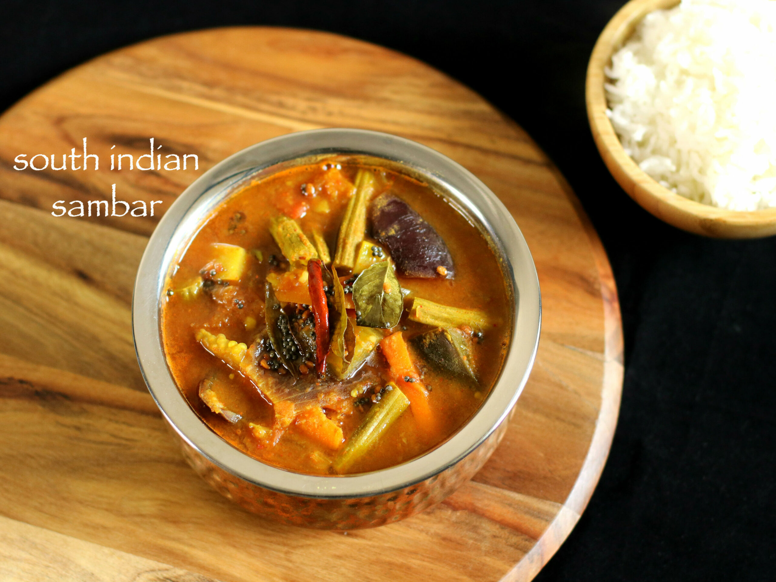 Sambar Recipe | South Indian Sambar Recipe | Vegetable ..
