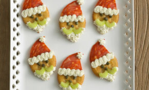 Santa Claus At The Ritz | Annabel Karmel – Finger Food Recipes For Babies 9 12 Months