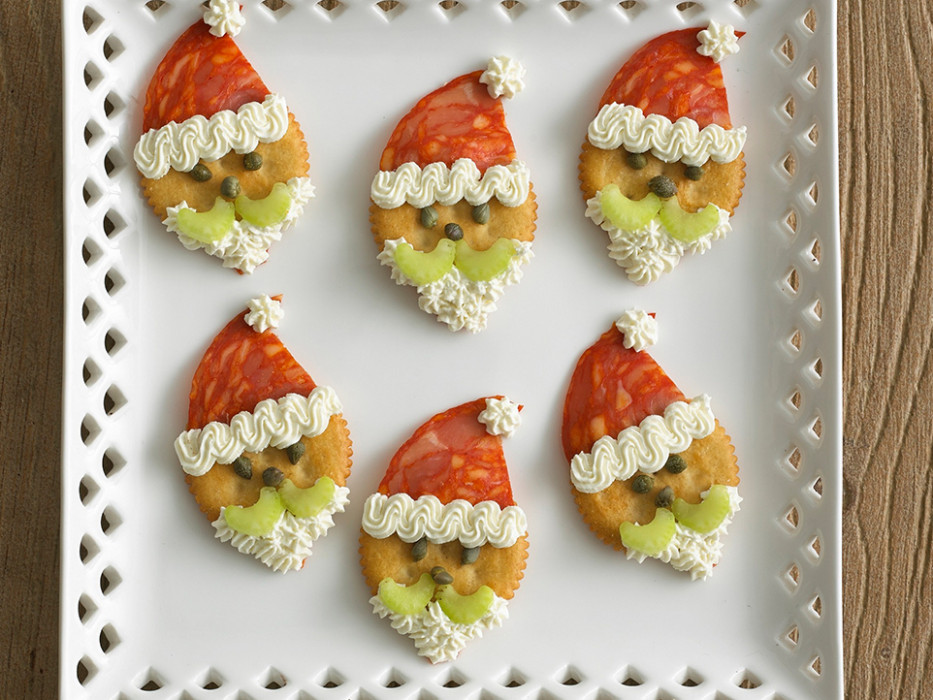 Santa Claus at the Ritz | Annabel Karmel - finger food recipes for babies 9-12 months