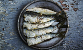 Sardines, Fish, Plated Food, Food – Recipes Dinner
