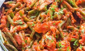 Saucy Green Beans And Chicken   Recipe   Kitchenettes ..