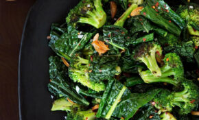 Sauteed Broccoli & Kale With Toasted Garlic Butter – Dinner Recipes Kale