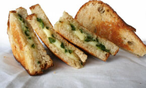 Sautéed Jalapeño And Aged Jack Grilled Cheese – Dinner Recipes With Jalapenos