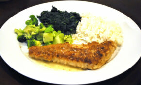 Sautéed Tilapia With Lemon Peppercorn Pan Sauce – Chicken Recipes Using Cooked Chicken