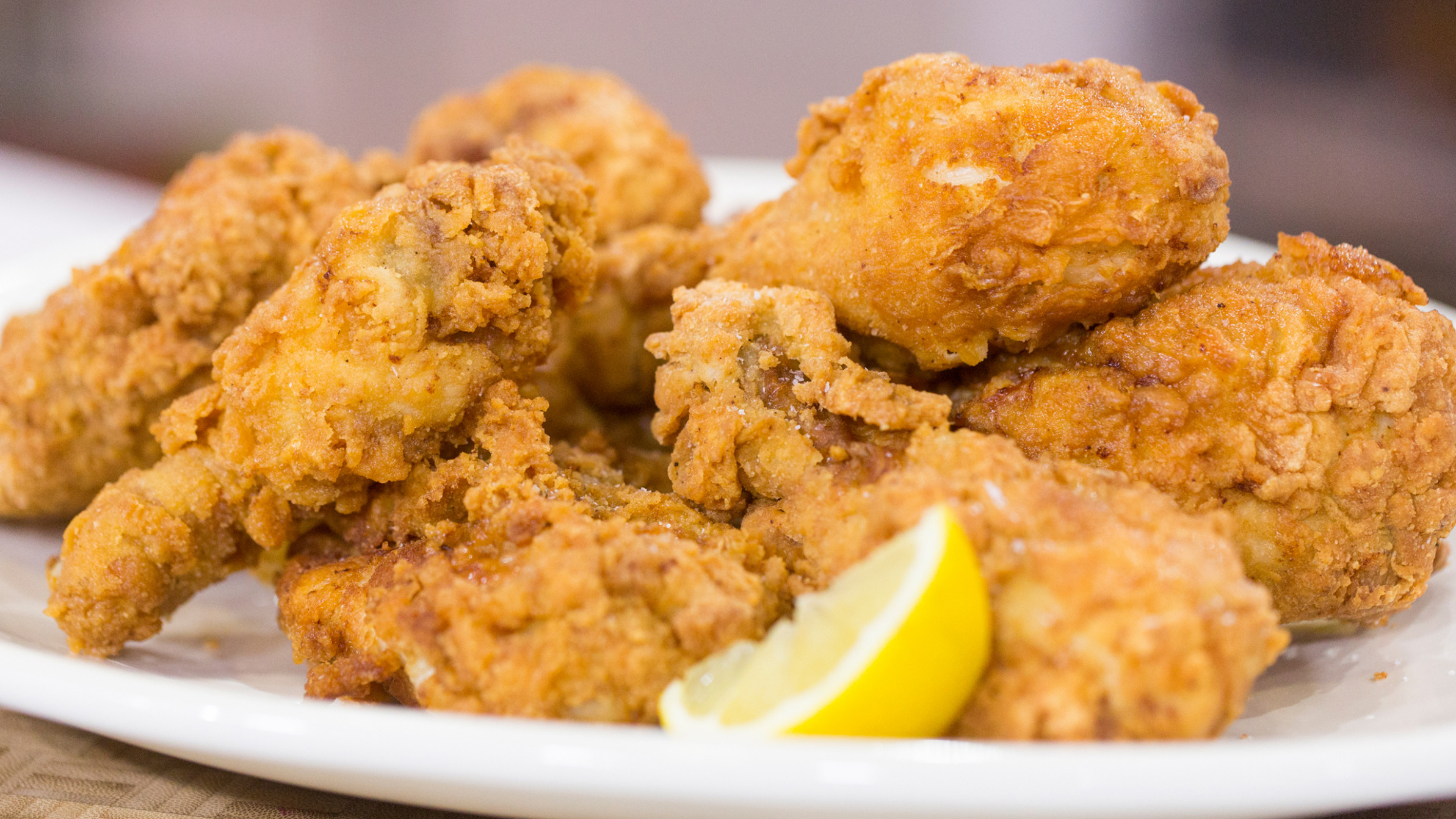 Savannah's Mom's Homestyle Fried Chicken - TODAY