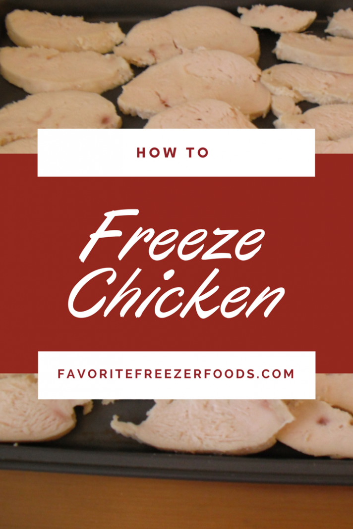 Save Time And Money By Freezing Chicken - Chicken Recipes To Freeze