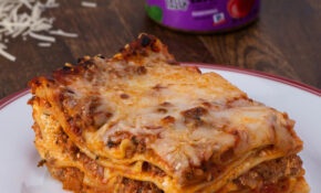Savoury Lasagna – Food Recipes Yummy