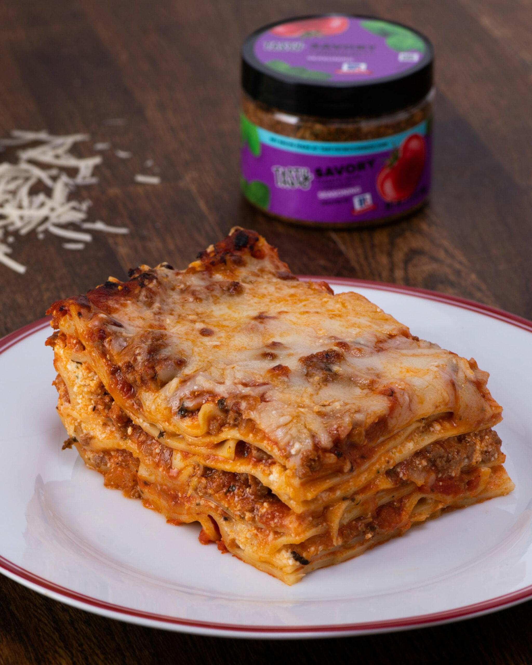 Savoury Lasagna - food recipes yummy