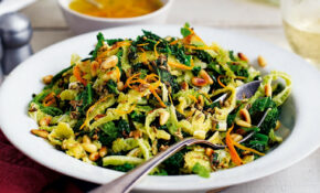 Savoy Cabbage Recipe | Orange Recipes | Tesco Real Food – Recipes With Cabbage Vegetarian