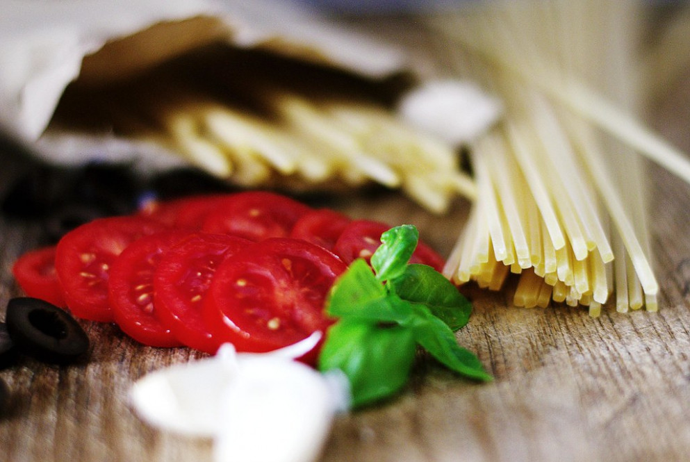 * Say Italy, Say Pasta * - What Are Healthy Food Recipes