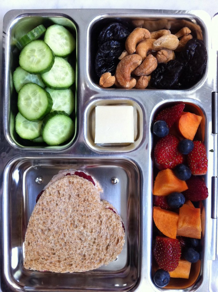 School lunch - food recipes for toddlers