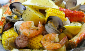 Seafood Boil With King Crab And Sausage | I Heart Recipes – Recipes Boiled Dinner