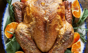 Seasoned Roasted Turkey – Healthy Recipes Roasted Turkey Legs