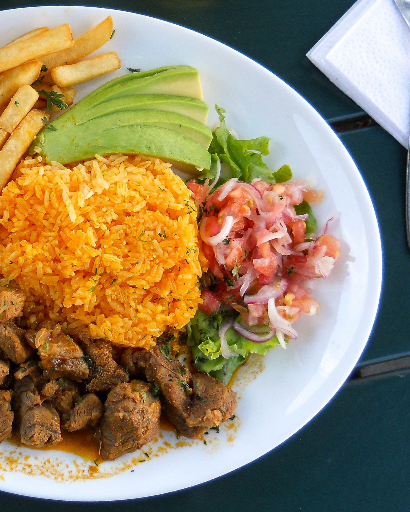 Seco De Chivo Is A Goat Stew And Just One Of Many Ecuadorian ..