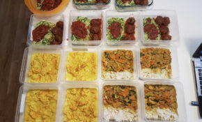 Second Week Of Meal Prep. Lunch And Dinner For Me And The ..