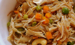 Semiya Upma – Food Recipes For Beginners