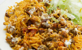 Serious Eats' Halal Cart Style Chicken And Rice With White ..