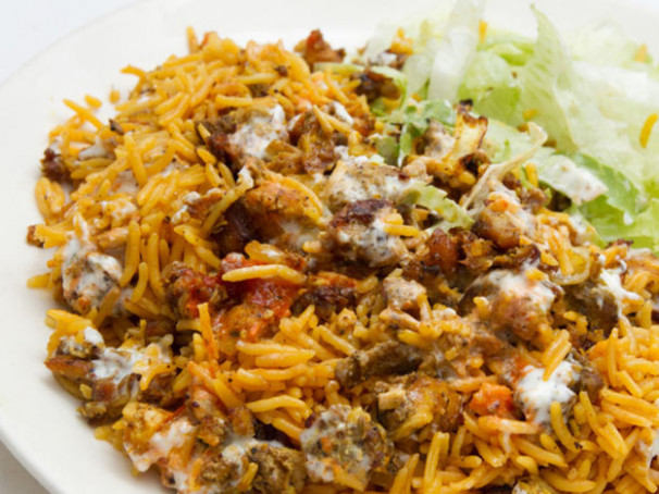 Serious Eats' Halal Cart-Style Chicken and Rice with White ..