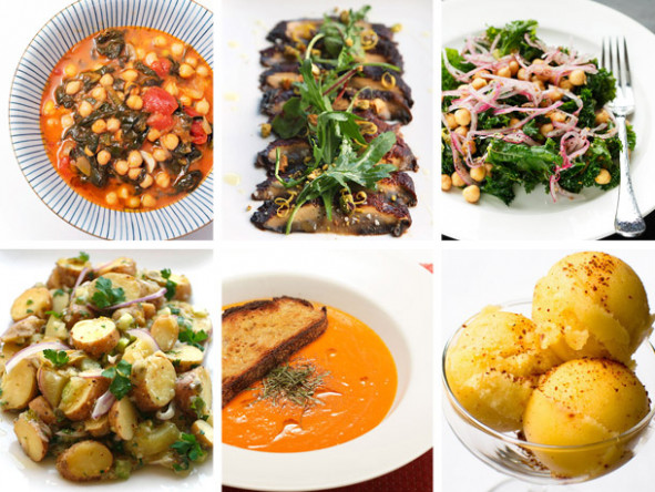 Serious Entertaining: The Vegan, One Meal Convince-A ..