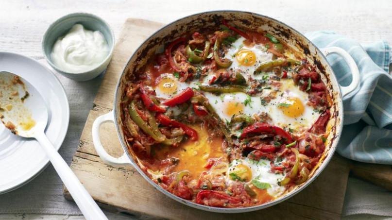 Shakshuka recipe - BBC Food - recipes bbc food