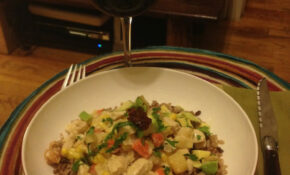 She Threw A Glance – Recipes Rice Dinner